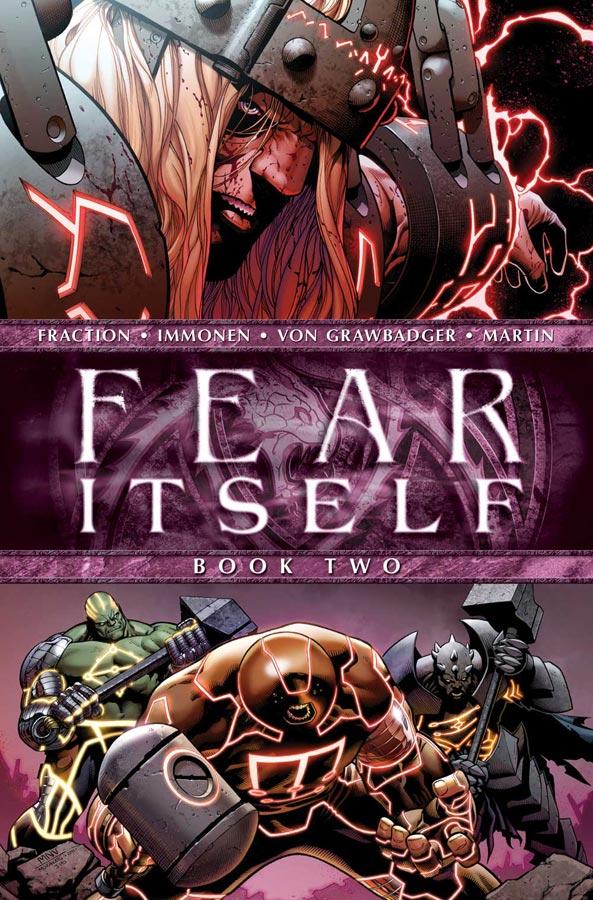 fear itself a livingroom hush